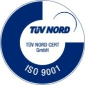Our ISO 9001:2008 Certificate